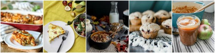 Delicious Fall Recipe Ideas
