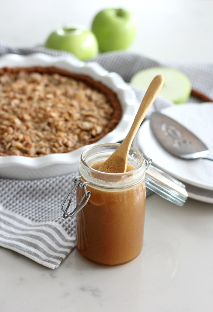 How to Make a Jar of Salted Caramel