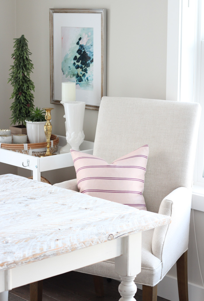 Surfside Berry Linen Pillow from City Farmhouse and Co.